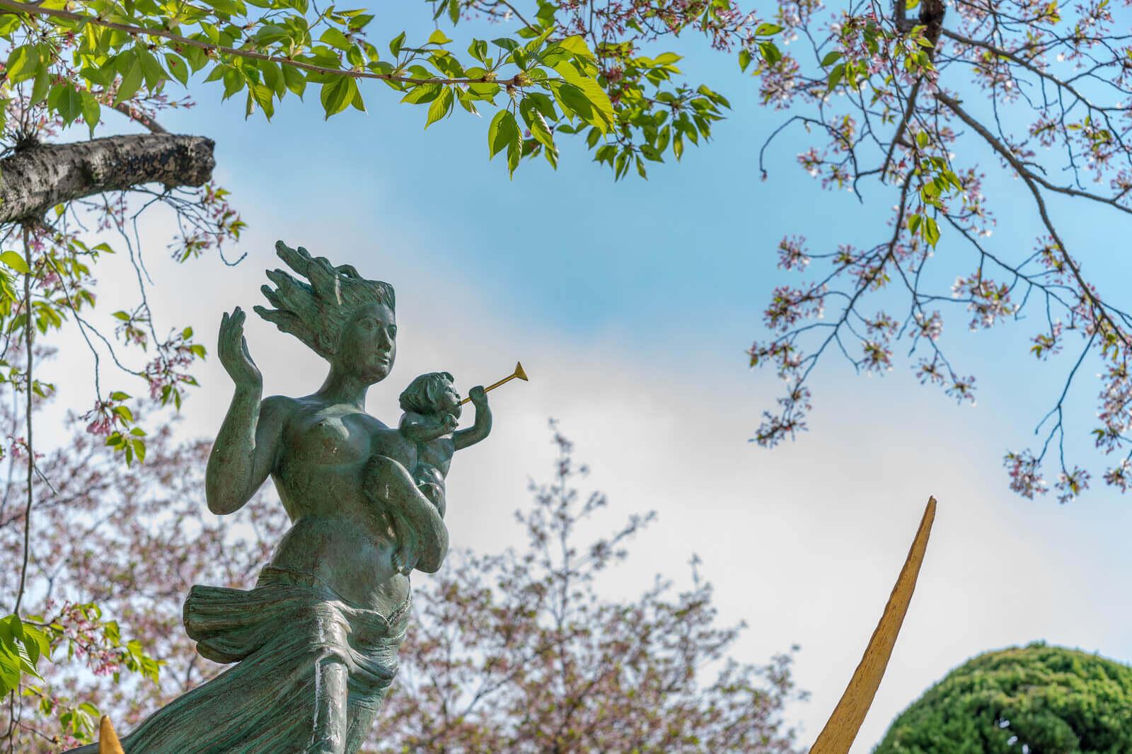 広島県・広島市の像