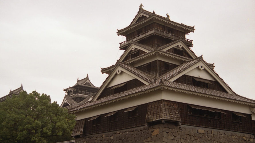 熊本県・熊本市の風景