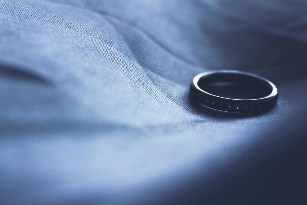 将来的には離婚も視野に入れている